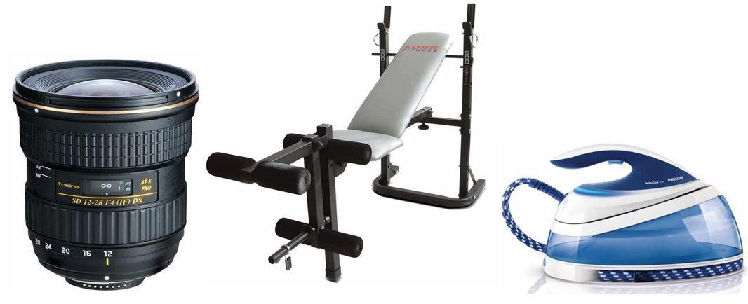 Christopeit Crosstrainer Ergometer CX 6 für 299,99€ bei den 18 Amazon Blitzangeboten ab 18Uhr