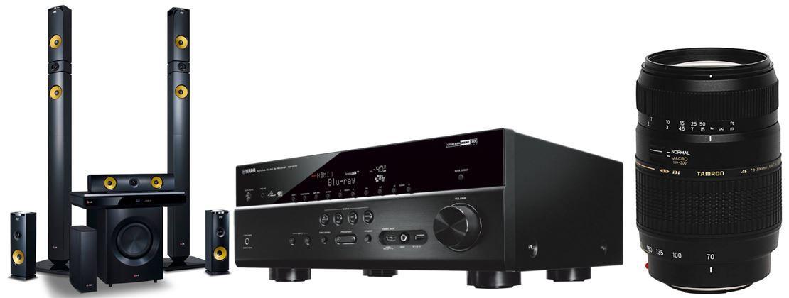 Amazon47 Yamaha RX V677 WiFi Netzwerk AV Receiver für 409€   bei den 57 Amazon Blitzangeboten ab 18Uhr