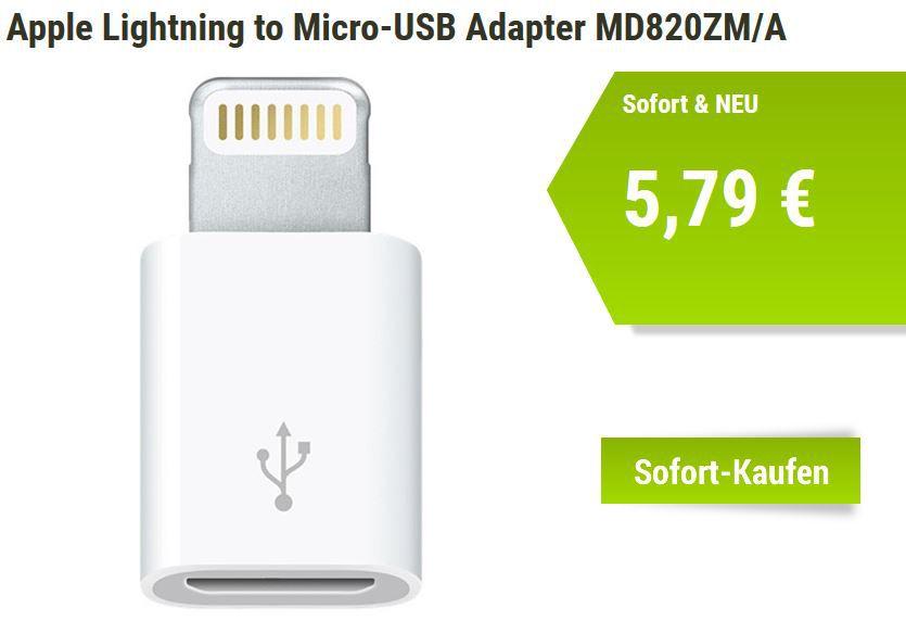 Apple Lightning Adapter