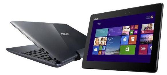 Asus Transformer Book Asus Transformer Book Hybrid 2in1 (1,8GHz, 1GB Ram, 32GB, Win 8.1) für 199,90€   Update