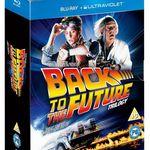 Zurück in die Zukunft Trilogie (Blu-Ray, UltraViolet) nur 10,84€ inkl. Versand