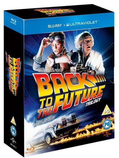 Zurück in die Zukunft Trilogie (Blu Ray) nur 9,05€ inkl. Versand