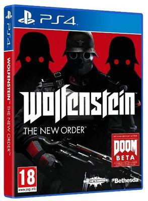 Bildschirmfoto 2015 01 08 um 12.53.02 Wolfenstein: The New Order (PS4) für 18,07€