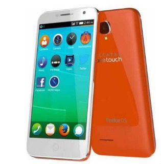 Alcatel One Touch Fire E 6015X Smartphone für 39,95€ (statt 60€)