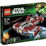 Lego Star Wars Jedi Defender-Class Cruiser für 85,49€ (statt 119€)
