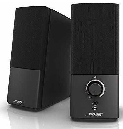 Bose Companion 2 Bose Companion 2 Serie III   Multimedia Speaker System für 72€