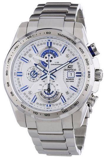 Casio Herren Armbanduhr XL Edifice Casio Edifice EFR 523D 7AVEF   coole Herren XL Uhr für 99,50€