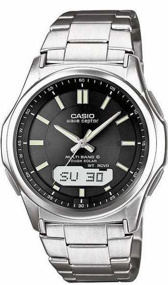 Casio WVA M630TD 1AER   Herren XL Armbanduhr (statt 156€) für 99€