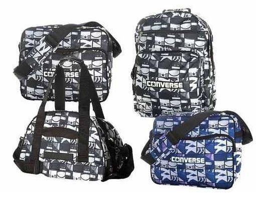 Converse Classic Taschen u. Rucksäcke   verschiedene Ausführungen für je 20,90€