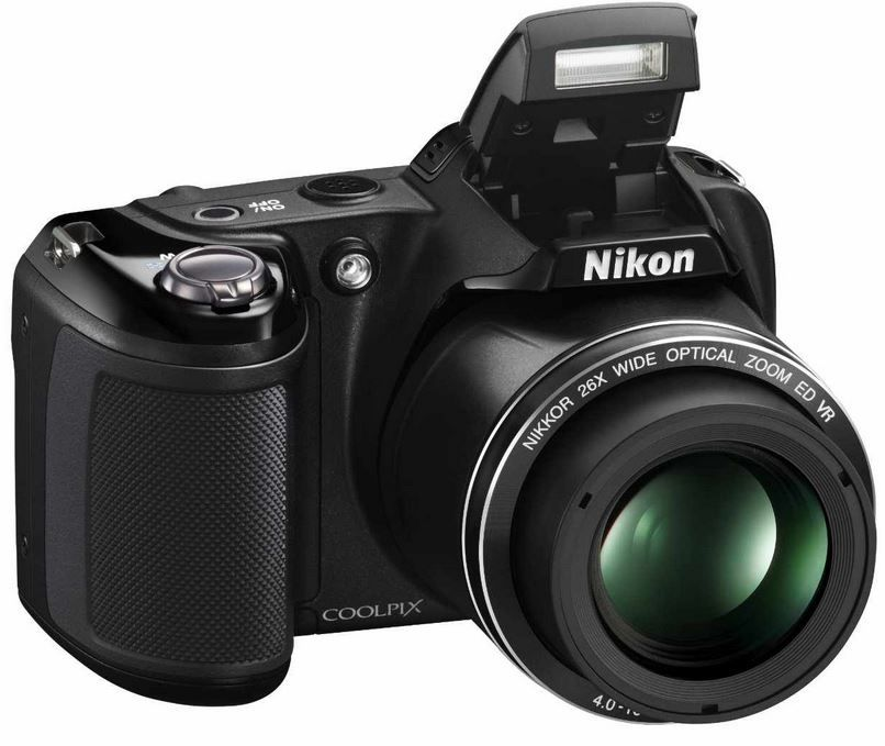 Coolpix L330 Nikon Coolpix L330   20MP Bridgekamera mit 26x opt. Zoom ab 101€