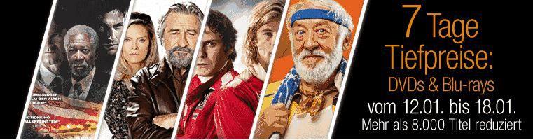 DVD Blu ray1 Box Sets bei der 7 Tage Blu ray & DVD Tiefpreis Amazon Aktion   Update!