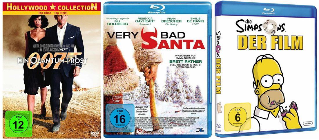 3 Blu rays für 20€ und mehr Amazon DVD oder Blu ray Angebote