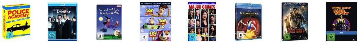 Police Academy Collection (7 Discs)   bei den Amazon Blitzangeboten mit DVD und Blu rays ab 18Uhr