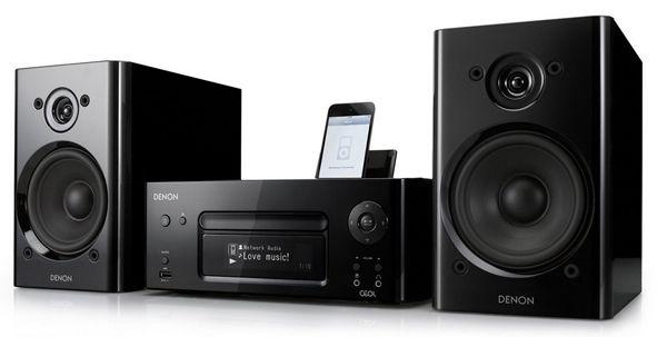 Denon CEOL N8 Netzwerk Kompaktanlage mit DLNA und AirPlay für 319€