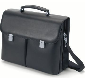 Dicota Dicota ExecutiveLeather   15,4 edle Echtleder Notebooktasche statt 103€ ab 34,99€