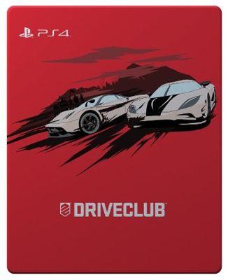 Driveclub Steelbook