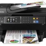 Epson WorkForce WF-2660DWF – 4 in 1 Multifunktionsdrucker mit WLAN für 76€