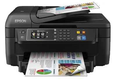 EPson WF 2660DWF Epson WorkForce WF 2660DWF   4 in 1 Multifunktionsdrucker mit WLAN für 76€