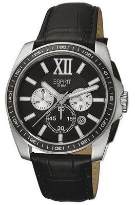 Esprit XL Meridian Herren Armbanduhr Quarz für 44,44€