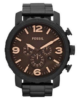 Fossil Nate Fossil Nate XL Trend Herren Armbanduhr für 74,50€