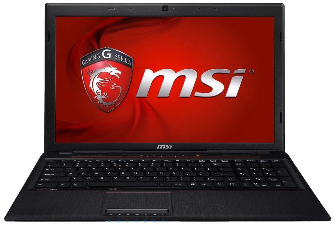 Game Notebook MSI GP60 Proi545FD   15,6 Zoll Gaming Notebook mit i5 für 529€ oder 476,10€    Update!