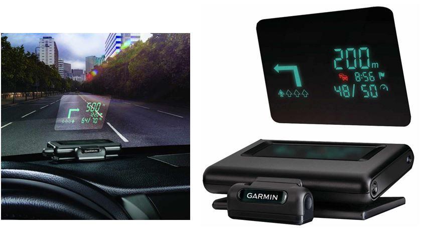 Garmin HUD   Head Up Display Projection Kfz Navigation für 33,33€