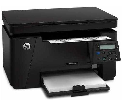 HP LAser HP LaserJet Pro M125nw Laser Multifunktionsdrucker für 105,33€ (statt 144€)