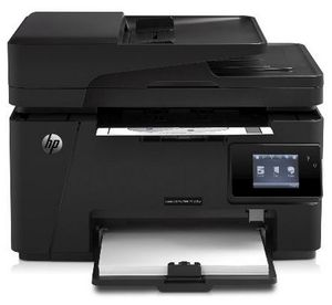 HP LaserJet Pro M127fw Laser Multifunktionsdrucker für 159,90€