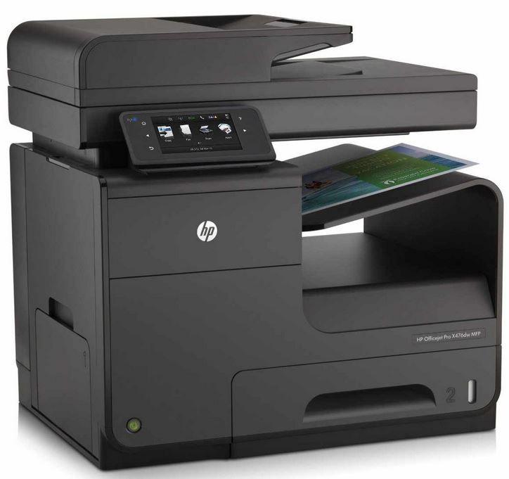 2 x HP Officejet Pro X476dw   All in One Tintenstrahl Multifunktionsdrucker nur 395€ für Geschäftskunden