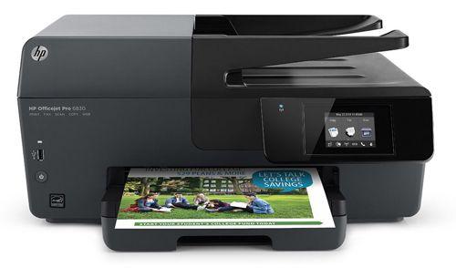 HP Officejet Pro 6830 HP Officejet Pro 6830 e All in One Drucker + extra Patrone für 99€ (statt 114€)