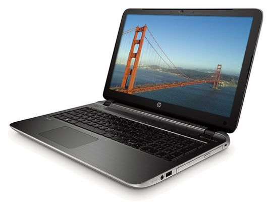 HP Pavilion 15 p121ng HP Pavilion 15 p121ng   15 Zoll Notebook (2 GHz, 8GB Ram, 500GB, FreeDOS) für 336,99€