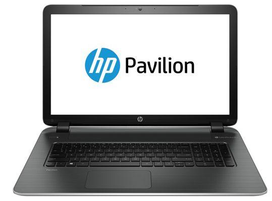 HP Pavilion 17 f128ng   17 Zoll Full HD Notebook (2,7GHz, 8GB Ram, 500GB, DOS) für 486,99€