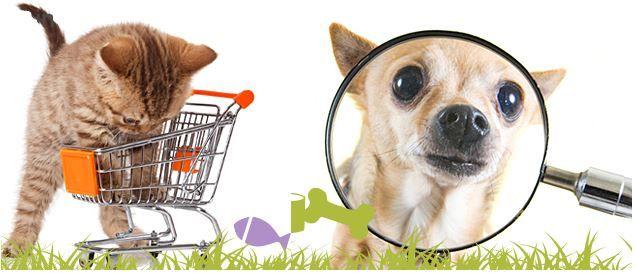 Katzenland und Hundeland mit 19% Rabatt auf Zubehör  und Pflegeprodukte
