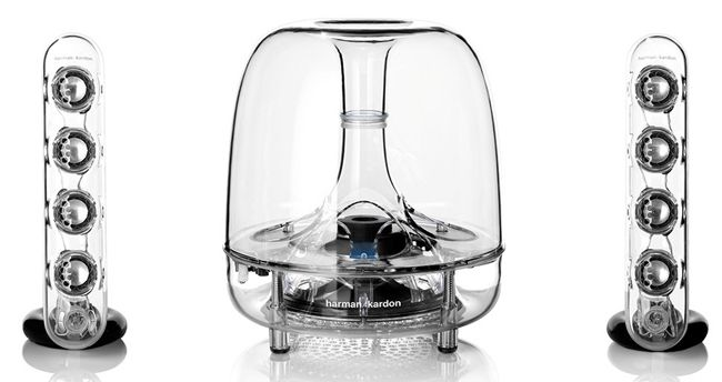 Harman Kardon SoundSticks III Wireless Harman Kardon SoundSticks III Wireless   2.1 Lautsprechersystem mit Bluetooth für 149€   Update