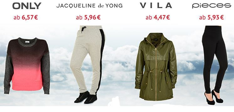 Jack & Jones T Shirts ab 7,16€ im Hoodboyz Fashion Outlet Sale mit 85% Rabatt   Update