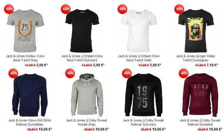 Hoodboyz3 Jack & Jones Sweatshirt ab 19,96€ im neuen Hoodboyz Fashion Sale mit 85% Rabatt   Update