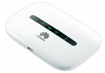 Huawei E5330 Huawei E5330 mobiler WLAN Hotspot für 10 Geräte für 36€