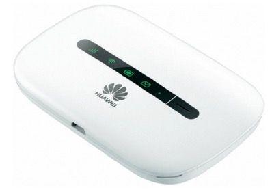 Huawei E5330 mobiler WLAN Hotspot für 10 Geräte für 36€