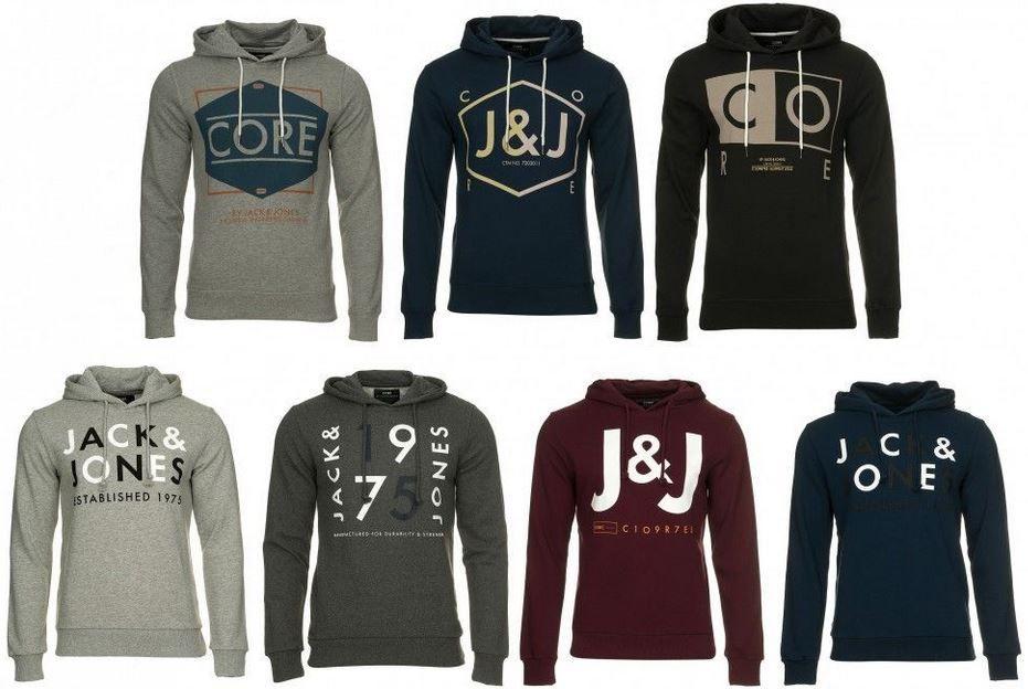 JACK & JONES   Pullover, Hoodies und Cardigans für je 19,99€   Update