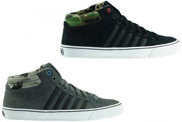 K SWISS Adcourt LA   Echtleder Sneaker für 19,99€ (statt 31€)
