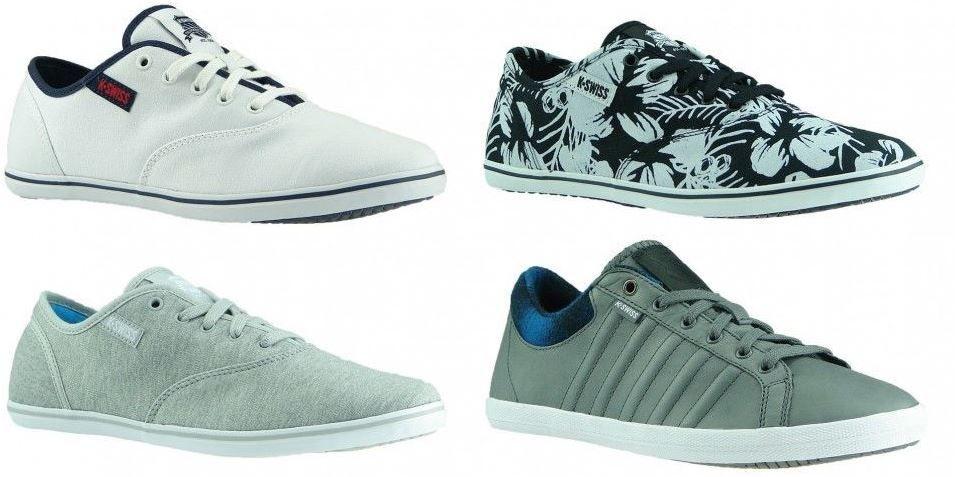K SWISS Hof K SWISS Hof   Sneaker für Damen & Herren je Paar nur 29,99€
