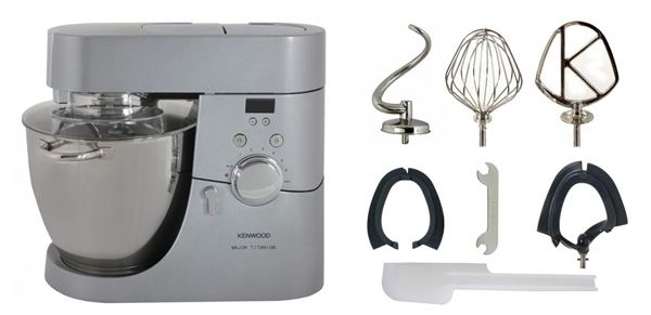 Kenwood KMM023 Major Titanium Event Küchenmaschine für 499€