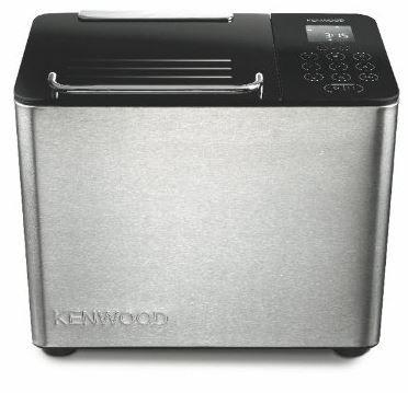 Kenwood BM 450 Rapid bake   Heißluft Brotbackautomat 780 Watt für 119€