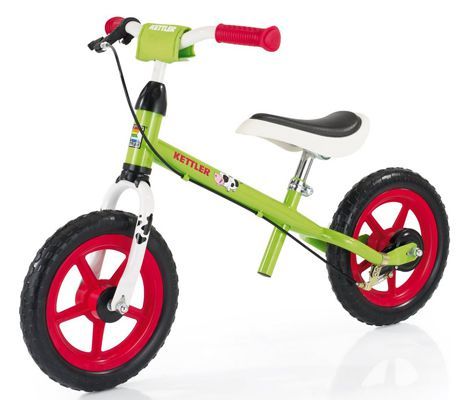 Schnell! Kettler Laufrad Speedy Emma für 19,90€ (statt 40€)