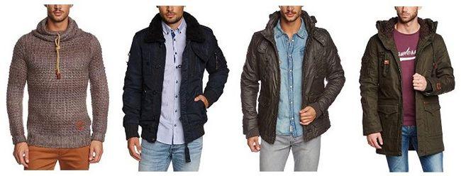 Bis zu 50% Rabatt auf Khujo Kleidung im Amazon Winter Sale