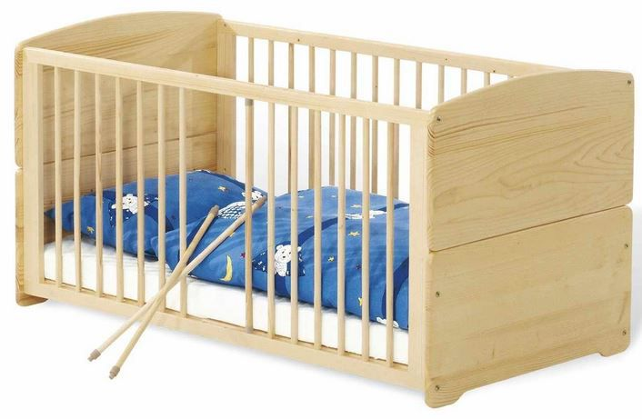Kinderbett günstig Preisfehler? Pinolino 111002   Kinderbett Träumerle statt 259€ für nur 155,36€ inkl. Versand
