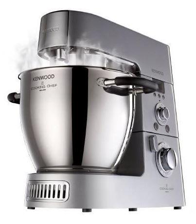 Kenwood KM 096 Cooking Chef Küchenmaschine mit 400€ Ersparnis für 999€ beim Cyberport Weekend Deal