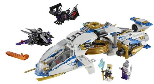 LEGO 70724 Ninjago: NinjaCopter für 27,94€