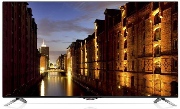 LG 55UB836V   55 Zoll 3D WLan Smart TV mit 4K und triple Tuner + PVR ab 999€