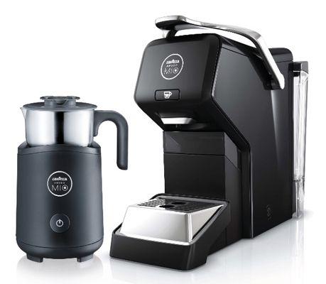 AEG Lavazza A Modo Mio Espria LM 3150 Kapselmaschine + Milchschäumer für 44,99€